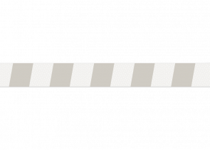 Bodenaufkleber 150 x 5 cm | grau »neutral«